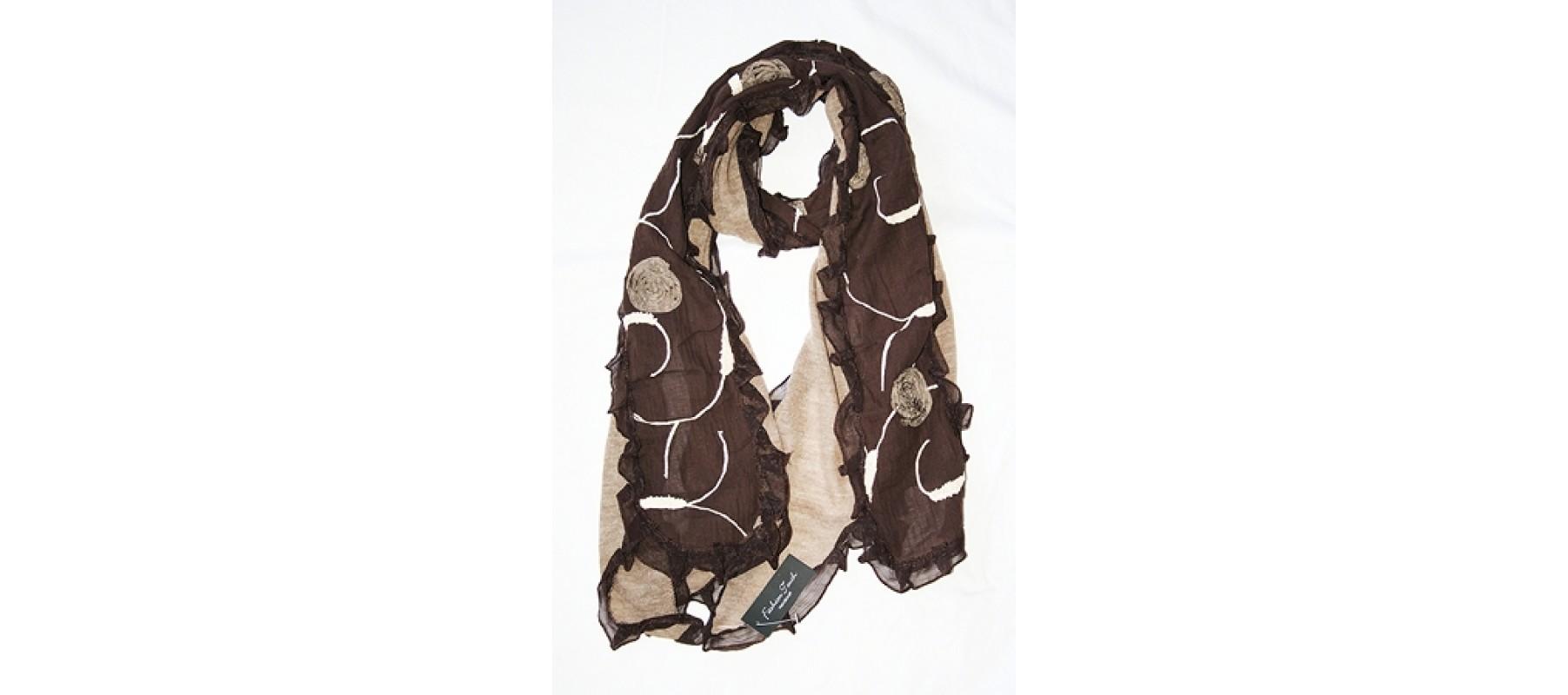 100% Cotton scarf